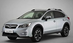 รถยนต์ Subaru XV