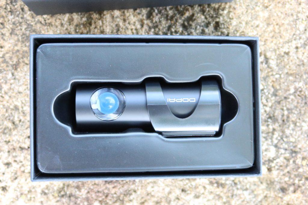 กล้องติดรถยนต์ DDPai Mini One พร้อมขายึด